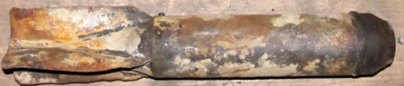 Зажигательная авиабомба ЗАБ-2,5т