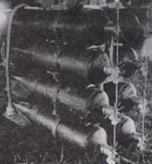 Кассета КД-1-8 с бомбами ЗАБ-10ТГ