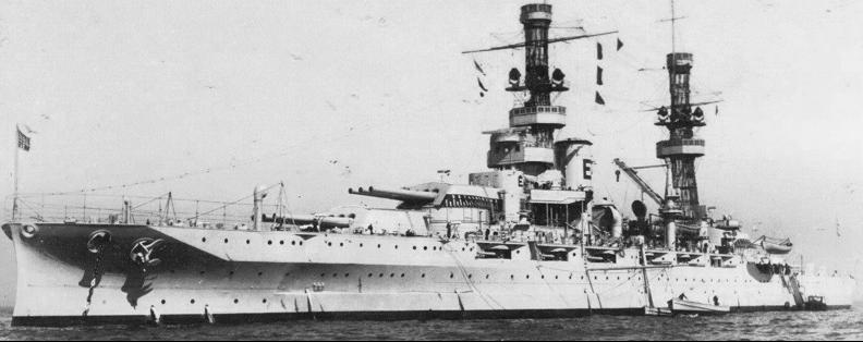 Линейный корабль «Pennsylvania» (ВВ-38)