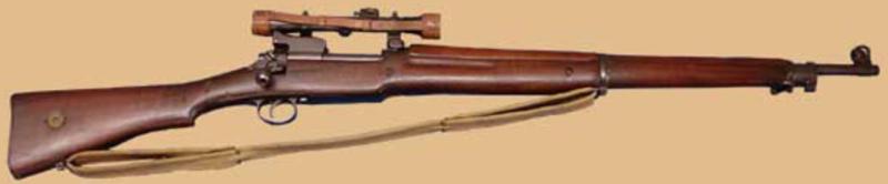 Снайперская винтовка Enfield P.14 Mk-I (T)