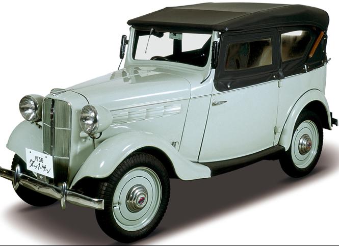Кабриолет Datsun Туре 15