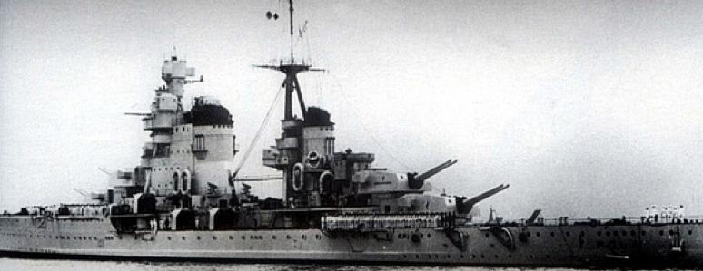 Тяжелый крейсер   «Pola»