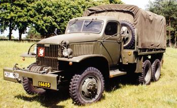 Грузовик GMC CCKWX-353