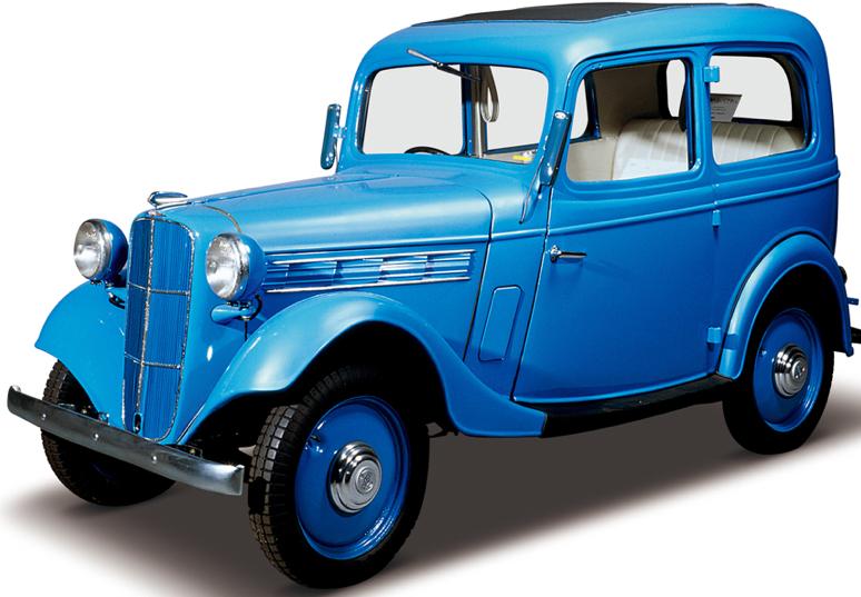 Седан Datsun Type 16