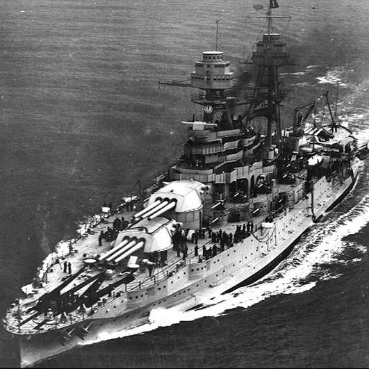 Линейный корабль «Arizona» (ВВ-39)
