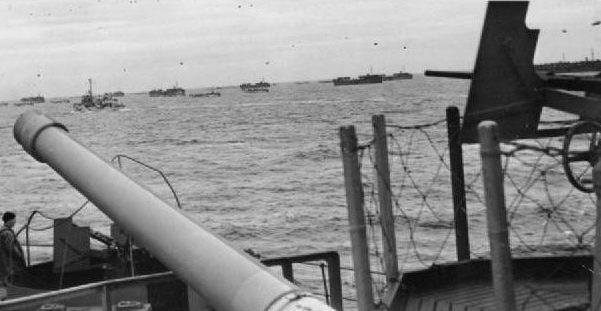 Корабельное орудие BL-7.5 inch Mk-VI
