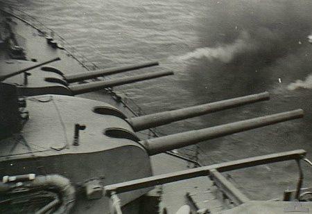 Корабельное орудие BL-8 inch Mk-VIII
