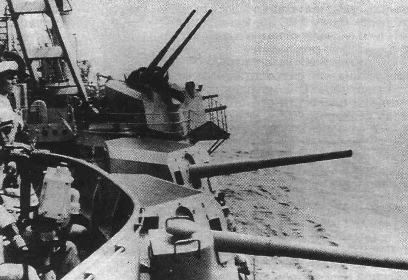 Зенитное орудие 8.8-cm SK C/31