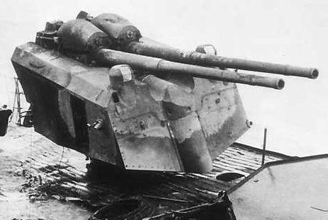 корабельное зенитное орудие 10.5-cm SK С/33