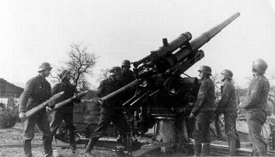 Зенитная пушка FlaK-37