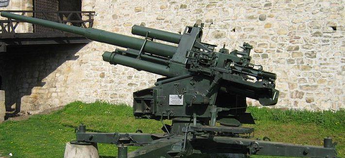 Зенитное орудие Flak-38