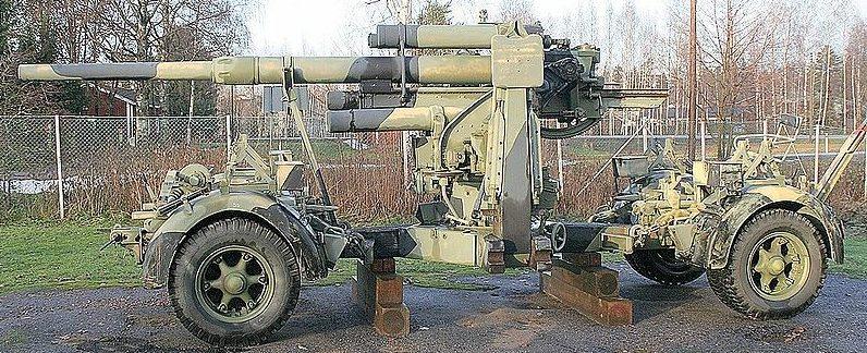 Зенитная пушка FlaK-41