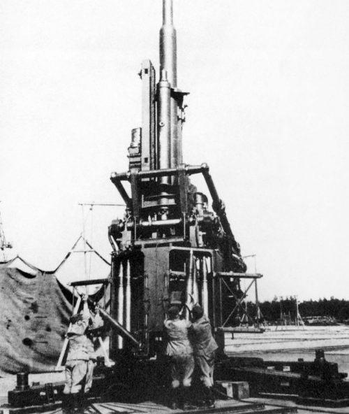 150-мм зенитная пушка Flak -50