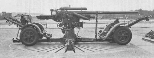 Зенитная пушка 7,5-см Flak -L/60