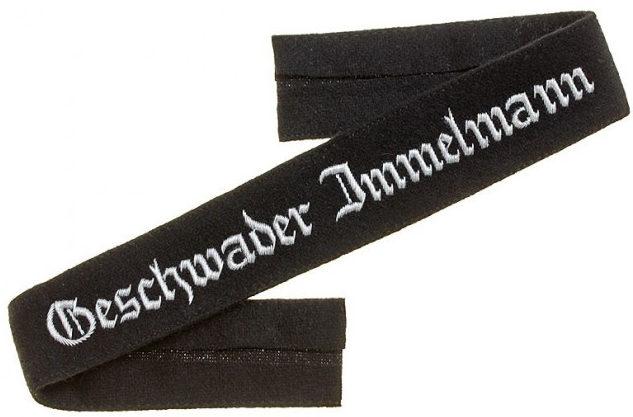 Нарукавная офицерская лента эскадры «Иммельман»