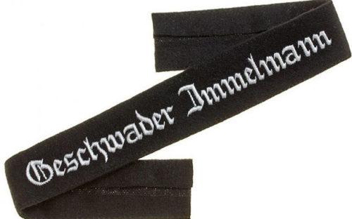 Нарукавная офицерская лента эскадры «Иммельман».
