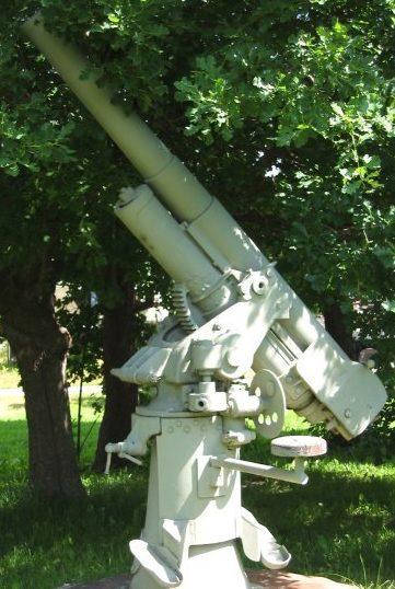 Зенитная пушка 7,5-сm L/45 М-16
