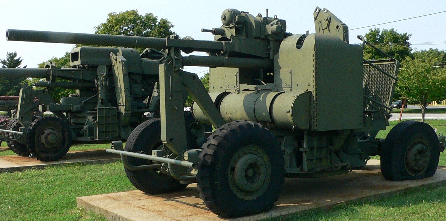 Зенитная пушка M-2