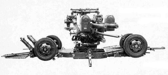 Зенитная пушка 37-mm М-3А1