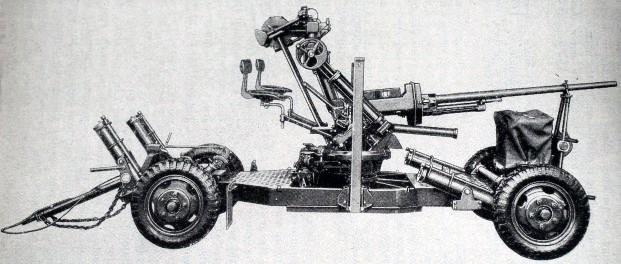 зенитная пушка 37-mm M-3E1