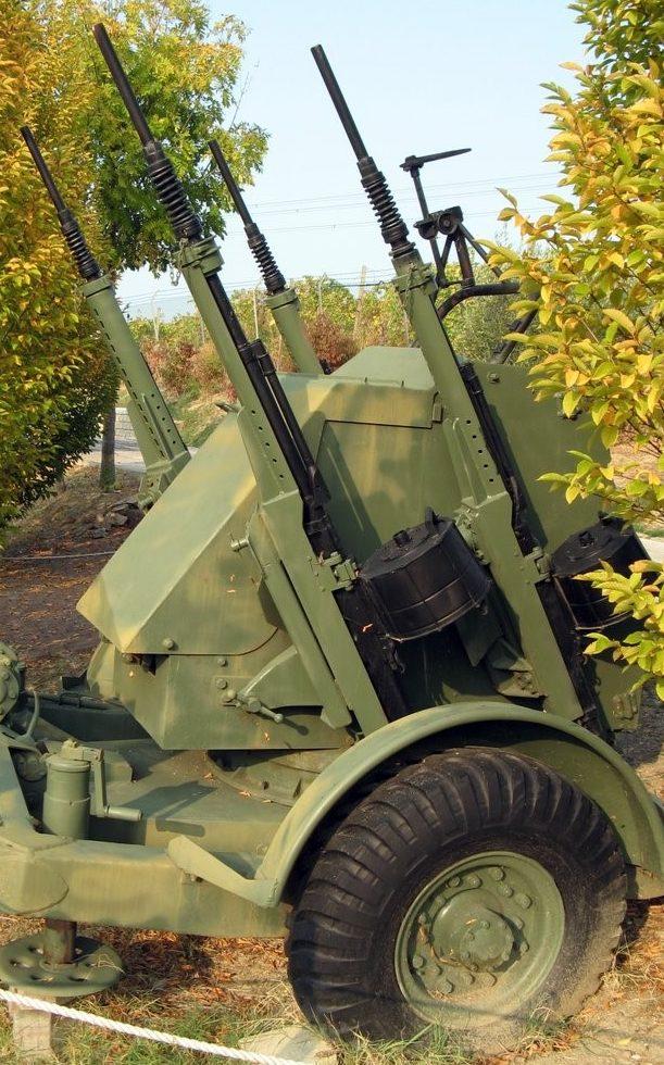 Зенитная 20-мм пушка «Oerlikon» в различных модификациях