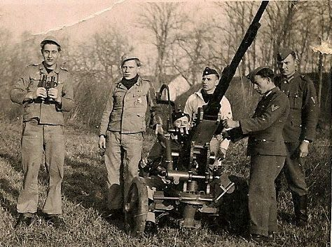 Зенитная 20-мм пушка Cannone-Mitragliera antiaeree da 20/77 (Scotti)
