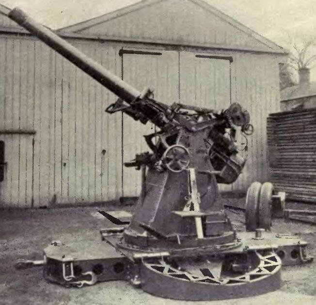 Зенитная 75-мм пушка Туре 11
