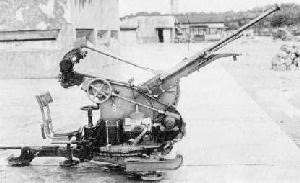 20-мм зенитная пушка Type 2