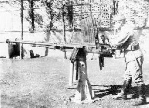 спаренная зенитная пушка Type 4 20-mm Twin