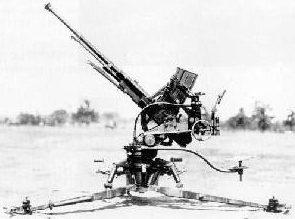 20-мм зенитная пушка Туре 98