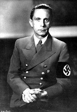 Геббельс Пауль Йозеф (Paul Joseph Goebbels) (29.10.1897 - 01.05.1945)