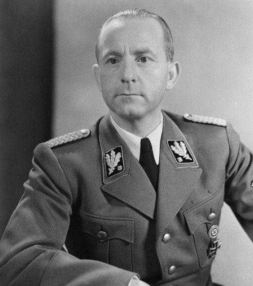 Дитрих Отто (Jacob Otto Dietrich) (31.08.1897 - 22.11.1952)