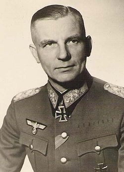 Типпельскирх Курт фон (Kurt von Tippelskirch) (09.10.1891 – 10.05.1957)
