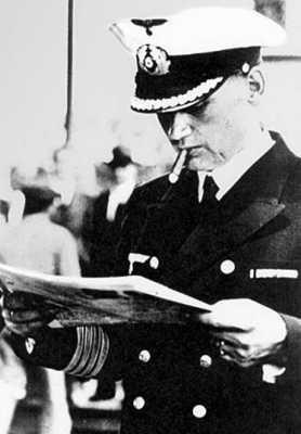 Лангсдорф Ганс (Langsdorff, Hans Wilhelm) (20.03.1894 - 20.12.1939)