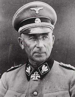 Хауссер Пауль (Paul Hausser) (07.10.1880 – 21.12.1972)