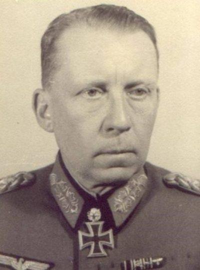 Хейнрици Готхард (Gotthard Heinrici) (25.12.1886 – 13.12.1971)