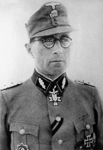 Шмидтхубер Август (August Schmidthuber) (08.05.1901 - 19.02.1947)
