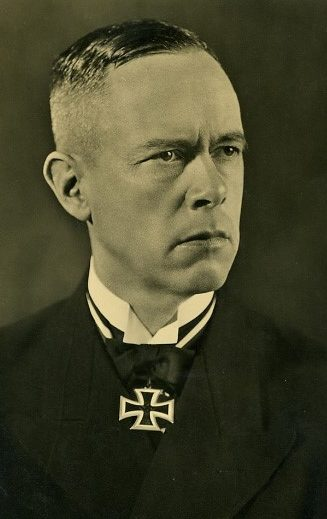 Лютьенс Гюнтер (Günther Lütjens) (25.05.1889 – 27.05.1941)