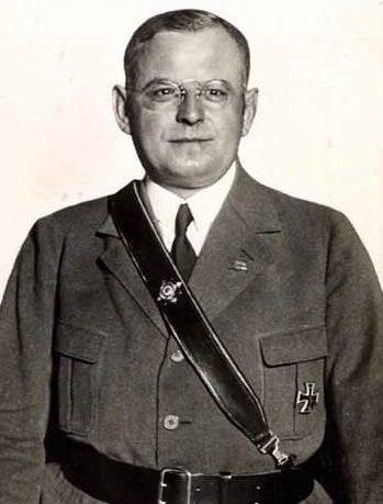 Зельдте Франц (Franz Seldte) (29.06.1882 - 01.04.1947)