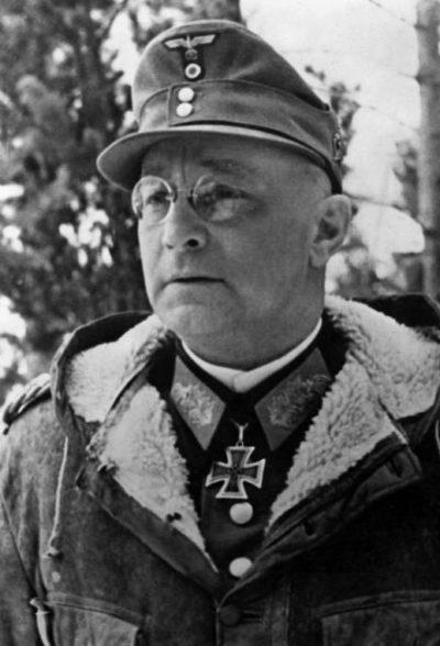 Бёме Франц (Franz Böhme) (15.04.1885 - 29.05.1947)