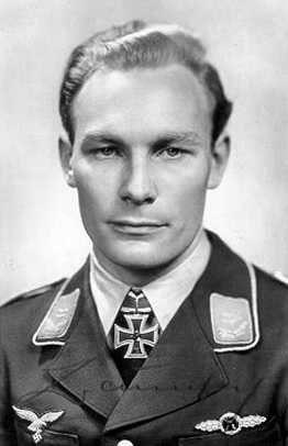 Баумбах Вернер (Werner Baumbach) (27.12.1916 - 20.10.195З)