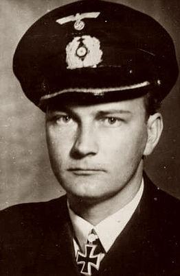 Мор Йохан (Johann Mohr) (12.06.1916 – 02.04.1943)