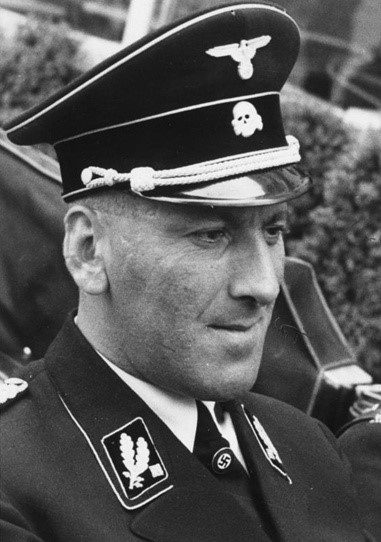 Кальтербруннер Эрнст (Ernst Kaltenbrunner) (4.10.1903 - 16.10.1946)