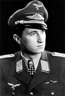 Hовотны Вальтер (Walter Nowotny) (07.12.1920 - 08.11.1944)