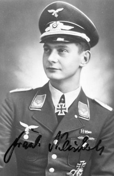 Нойберт Франк (Frank Neubert) (28.09.1915 – 13.12.2003)