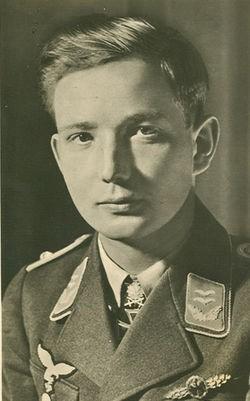 Остерман Макс-Гельмут (Max-Hellmuth Ostermann) (11.12.1917 – 09.08.1942)