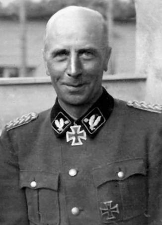 Биттрих Вильгельм (Wilhelm Bittrich) (26.02.1894 - 19.04.1979)
