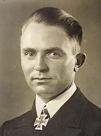 Прин Гюнтер (Günther Prien) (16.01.1908 - 07.03.1941)