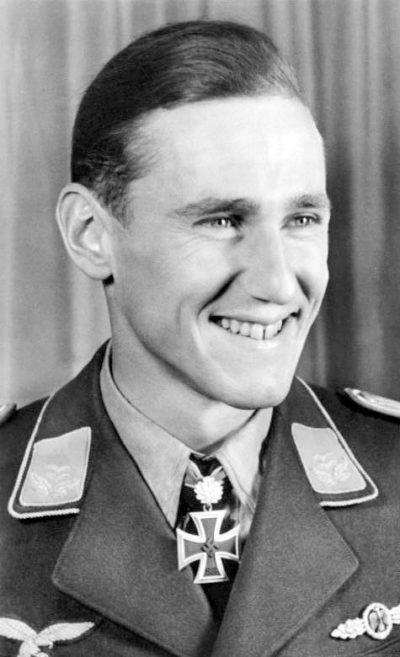 Ралль Гюнтер (Günther Rall) (10.3.1918 - 04.09.2009)