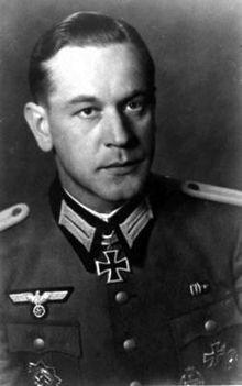 Бёльтер Ганс (Johannes (Hans) Bölter) (19.02.1915 - 16.09.1987),